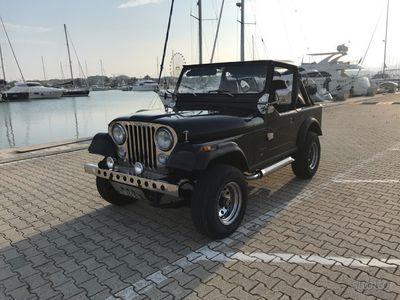 used Jeep CJ