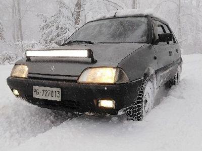 usata Citroën AX - 1993 gpl4x4