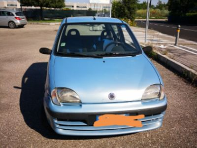 gebraucht Fiat Seicento 1.1i cat Sporting