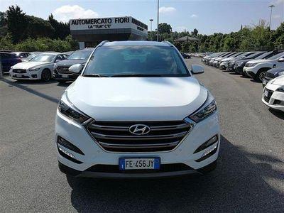 used Hyundai Tucson 1.7 crdi Xpossible 2wd 115cv