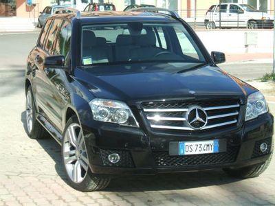 usata Mercedes GLK320 CDI 4Matic Sport