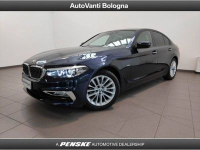 second-hand BMW 520 Serie 5 d xDrive Luxury del 2017 usata a Granarolo dell'Emilia