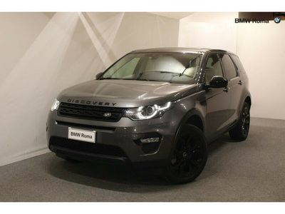 brugt Land Rover Discovery Sport 2.0 TD4 180 CV Pure