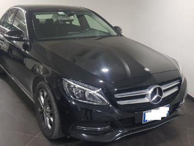 usata Mercedes 170 C220dBLUE-TEC 7G TRONIC - 2014