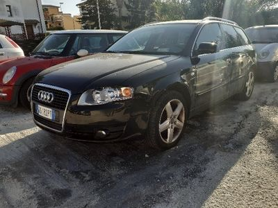 usata Audi A4 2.0 TDI F.AP. Avant quattro Top