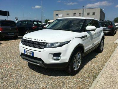 usata Land Rover Range Rover evoque 2.2 Sd4 5p. Dynami