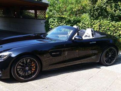 used Mercedes AMG GT C Roadster