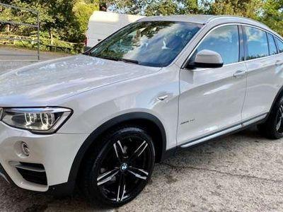 usata BMW X4 xDrive20d xLine Led-Pelle-Navi-