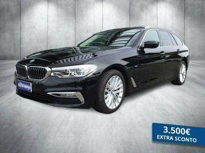 usata BMW 530 Serie 5 530 d Touring Luxury 249cv auto