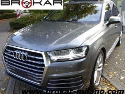 "brugt Audi SQ7 4.0 V8 TDI qu. 21"" / Pano / Navi / Camera / LED"
