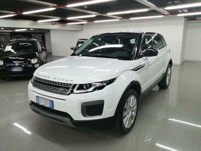 usata Land Rover Range Rover evoque 2.0 TD 150CV BI-COLOR CERCHI 20-NAVI-RETROCAMERA