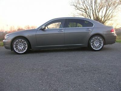 usata BMW 760L I eccelsa unico proprietario