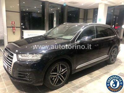 usata Audi Q7 Q73.0 tdi Business Plus quattro 7p.ti tiptronic
