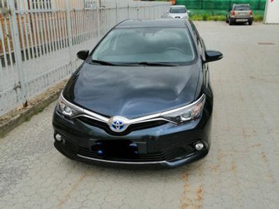 brugt Toyota Auris Hybrid Auris 1.8 Hybrid Active