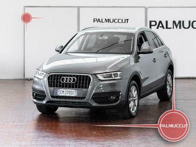 usata Audi Q3 Allestimento Advanced plus 2.0 Diesel 140cv