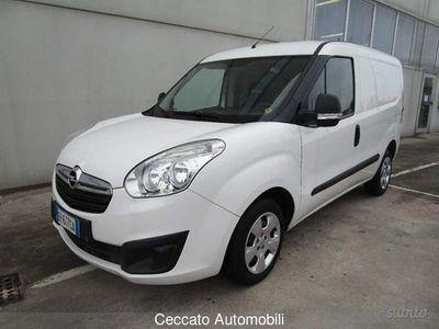 brugt Opel Combo 1.6 CDTI 105CV PC-TN Van (750kg)