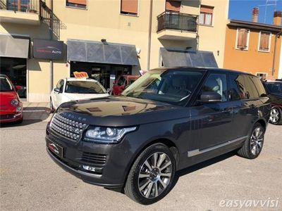 brugt Land Rover Range Rover 3.0 TDV6 HSE AUTO 7 POSTI