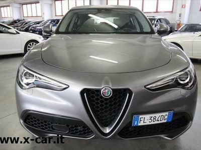 usata Alfa Romeo Stelvio 2.0 TURBO 280CV AT8 Q4 EXECUTIVE PELLE XENO