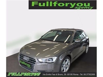 gebraucht Audi A3 1.6 TDI clean Manuale, Ambition,Navi,Xenon ,Pdc