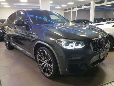 usata BMW X4 M xDrive30d Msport-X CERCHI 21 UFF. ITALIANA