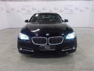usata BMW 525 d touring xdrive Business auto E6