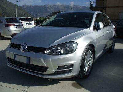 usata VW Golf 1.4 TSI 140 CV DSG 5p. Highline Blu (PROMO OUTLET)