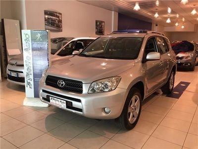 usata Toyota RAV4 4 2.2 D-4d 136 Cv Luxury Usato