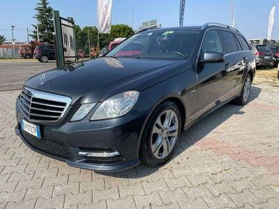 usata Mercedes E220 E220 CDI S.W. BlueEFFICIENCY