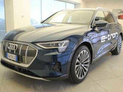 usata Audi E-Tron e-tron - 55 quattro Advanced del 2019 usata a Bolzano/Bozen
