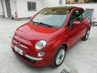 gebraucht Fiat 500 1.3 Multijet 16V 75 CV Lounge
