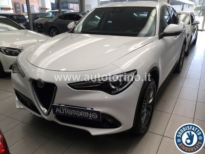 used Alfa Romeo Stelvio STELVIO2.2 t Business Q4 210cv auto