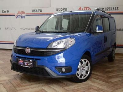 usata Fiat Doblò 1.3 MJT PL Combi Maxi N1 SX 5 posti