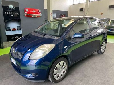 usata Toyota Yaris 1.0 SOL 69cv 5porte X NEOPATENTATI