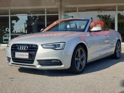 usata Audi A5 Cabriolet 2.0 TDI 177 CV Advanced