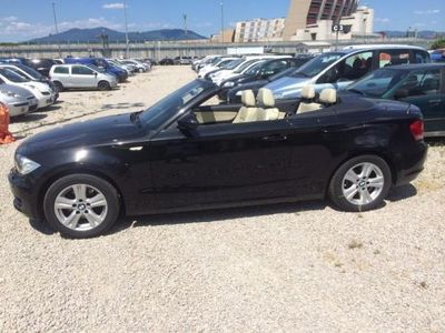 usata BMW 120 Cabriolet d cat Futura rif. 6658414