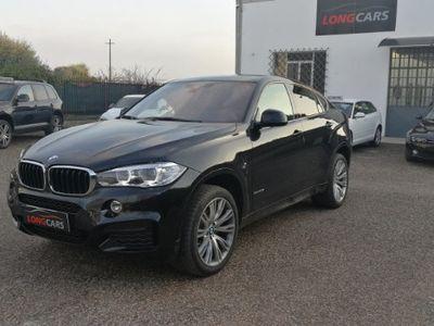 usado BMW X6 (F16/F86) - Msport 2017
