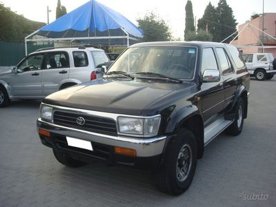 brugt Toyota 4 Runner 3.0 TDI LIMITED EDITION