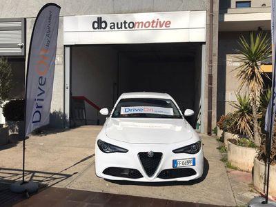 usata Alfa Romeo Giulia 2.2 Turbo AT8 180CV Super