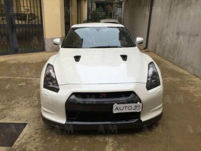 usata Nissan GT-R 3.8 V6 KM UFFICIALI
