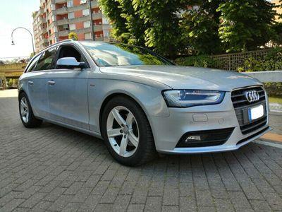 usata Audi A4 Avant 2.0 Tdi 190 Cv Clean Diesel Mul S-line