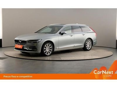 brugt Volvo V90 D5 AWD Geartronic Inscription