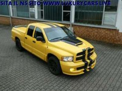 usata Dodge Ram SRT-10 YELLOW FEVER EDITION 500 ESEMPLAR Benzina