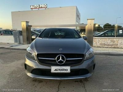 usata Mercedes A180 Classe Ad Executive