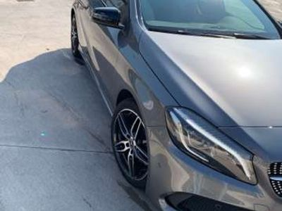 usata Mercedes A180 d Automatic Premium AMG