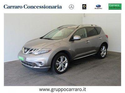 usado Nissan Murano Murano2.5 DCI AUTO TEKNA