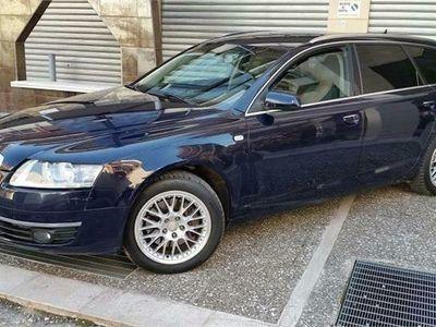 usata Audi A6 2.7 tdi 1810 cv Avant 2006