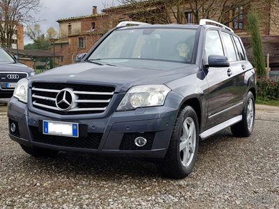 used Mercedes GLK320 CDI 4Matic Foiano della Chiana