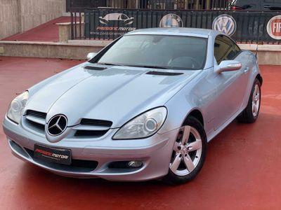 usata Mercedes SLK200 -