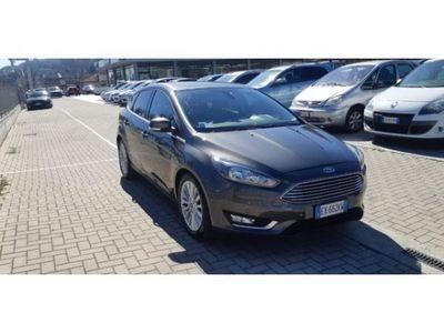 gebraucht Ford Focus 1.6 TDCi 115 CV Titanium