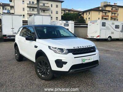 usata Land Rover Discovery Sport 2.0 TD4 150 CV Pure (Rif.65)